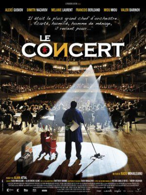 Le Concert film streaming