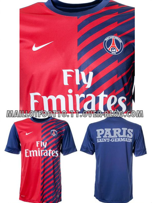 maillot-pre-match-psg-2012-2013