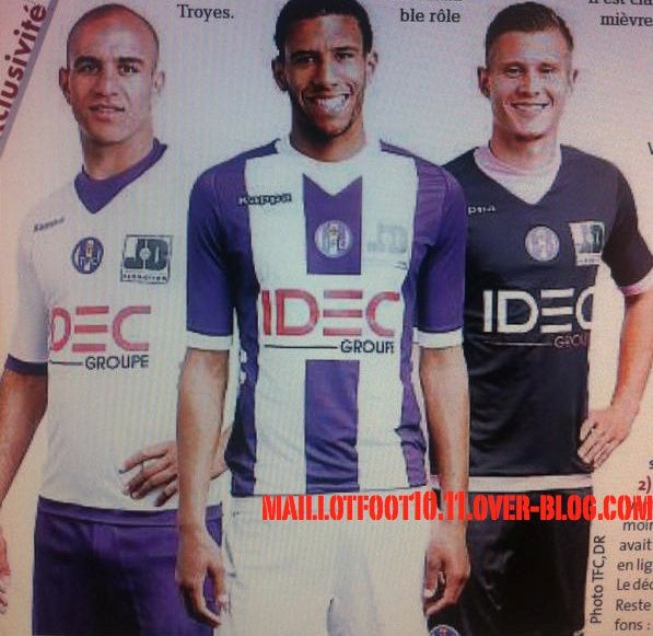 maillots-toulouse-2012-2013